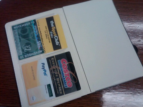 Moleskine - myMoleskine - Credit Card Holder